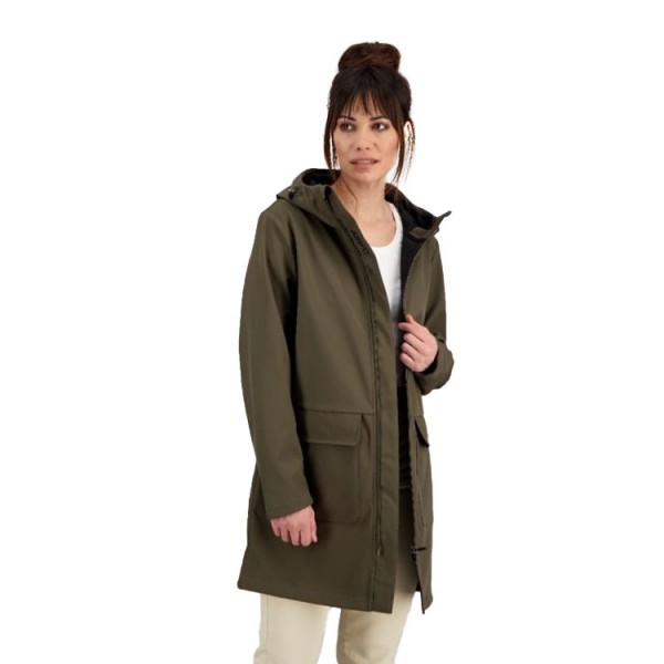 Airforce Long Softshell Women Army