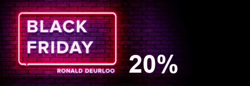 Sale 20% Ronald Deurloo