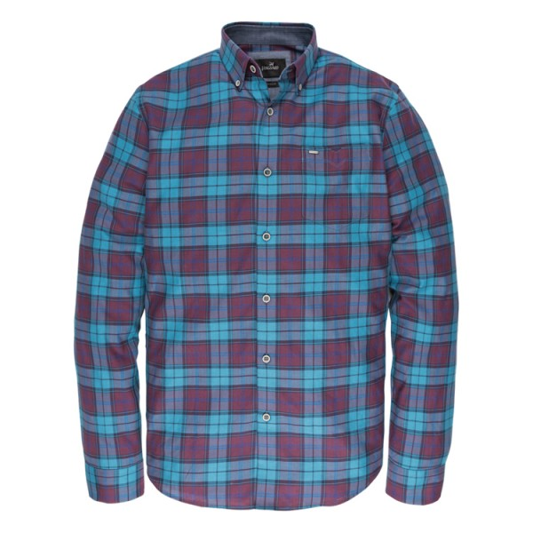Geblokt Check Shirt Vanguard