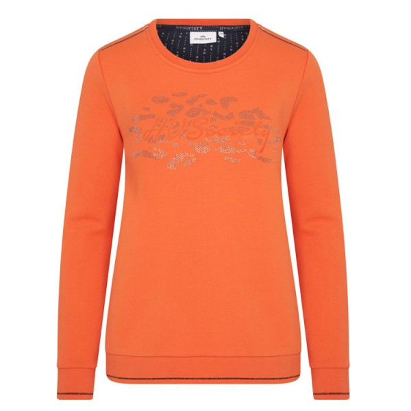 HV Polo Sweater Maribel Oranje