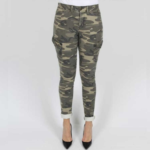 I-Say Cargo Broek Camouflage