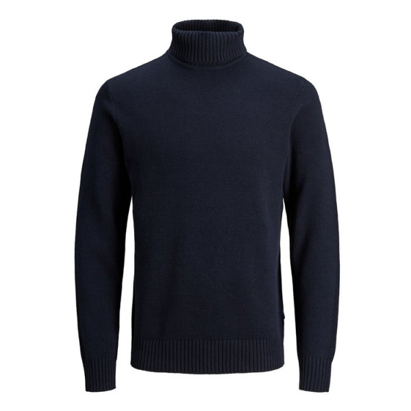 Jack Jones Ribbed Coltrui 80399 Blauw