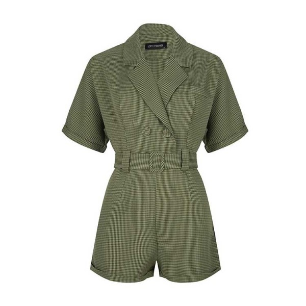 Lofty Manner Playsuit Yfke Groen