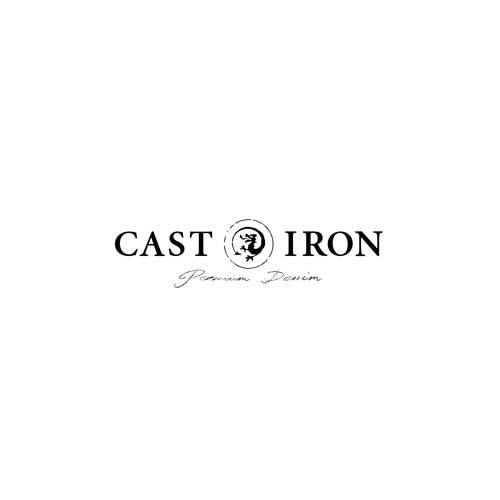 Cast Iron Logo Ronald Deurloo