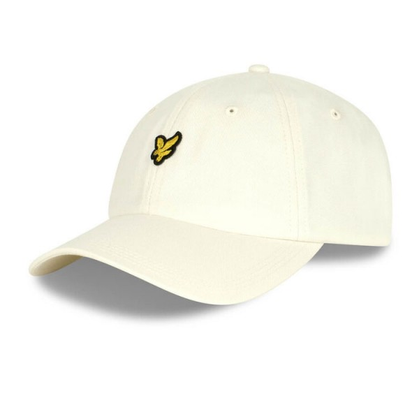 Lyle and Scott Baseball Cap Wit