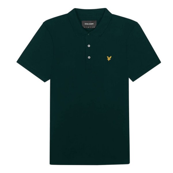 Lyle and Scott Polo Jade Green