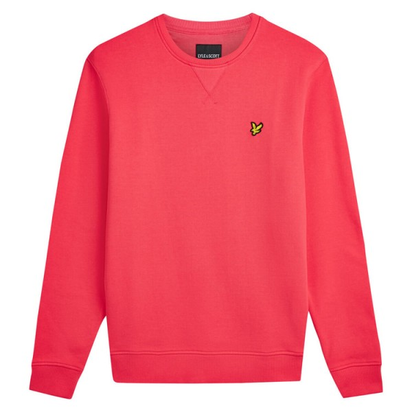 Lyle and Scott Ronde Hals Sweater ML424VTR Roze