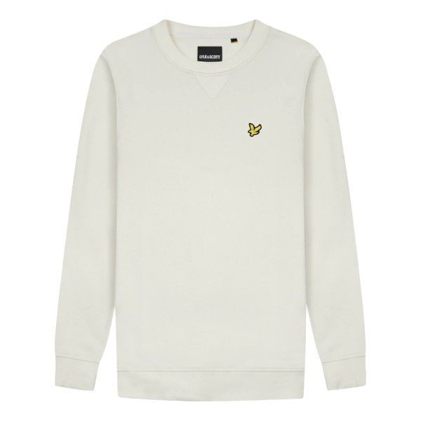 Lyle and Scott Sweatshirt Crew Neck Vanille
