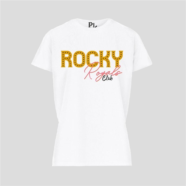 Pinned T-shirt Rocky Wit