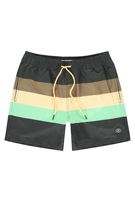 Kultivate Retro Zwemshort
