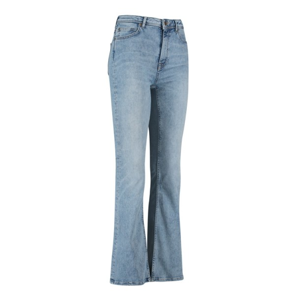 Studio Anneloes Groovy Flare Jeans 05557-6300 Blauw
