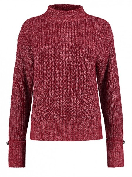 Nikkie Jacey Pullover N7.478 Rood